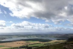 The view of Golspie & Sutherland below