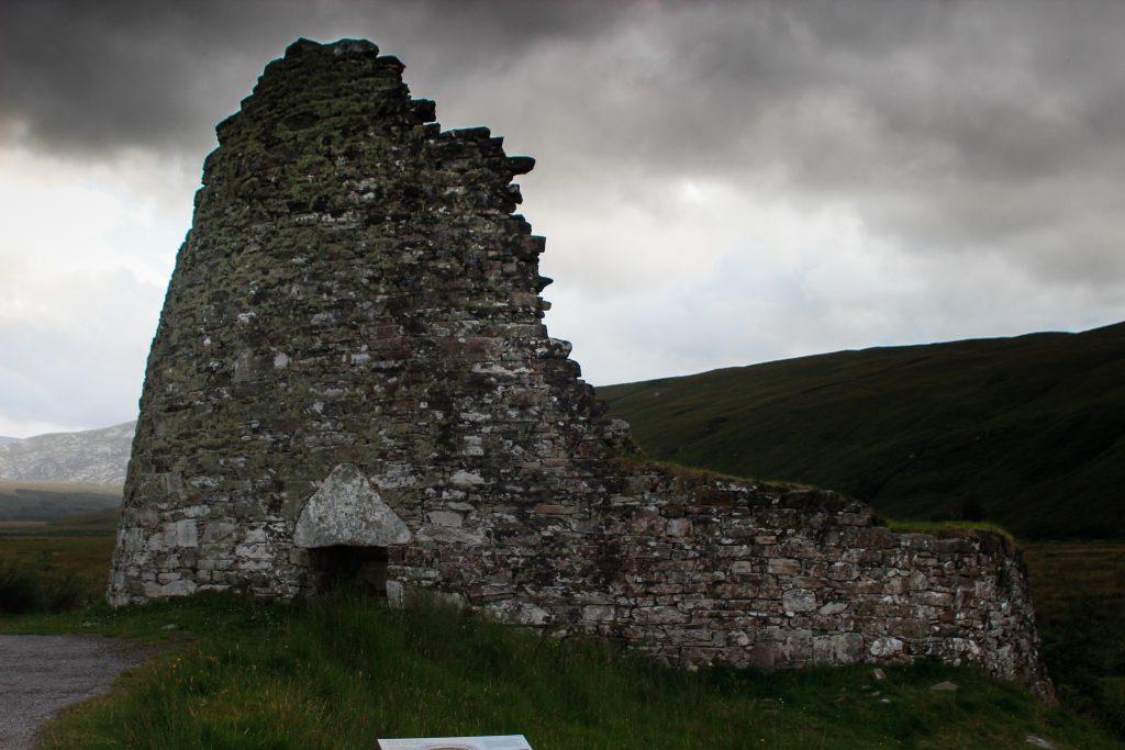 Broch ruin